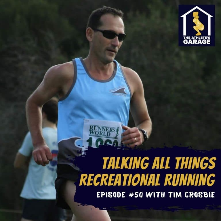 Talking all things Recreational Running with Tim Crosbie